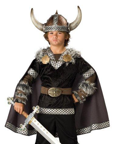 Viking Warrior Costume Size: 12