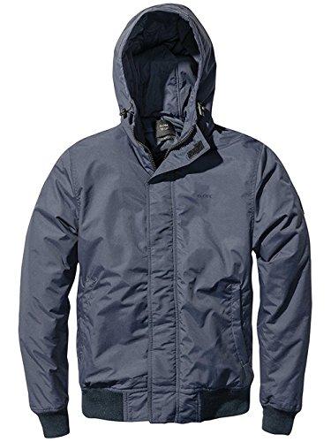 Giubbotto Jacket Uomo Globe Barak Blu (S)