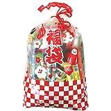 【1/5出荷分】いろいろ 駄菓子お菓子 福袋セット (正月限定版 駄菓子約70点詰合せBOX)