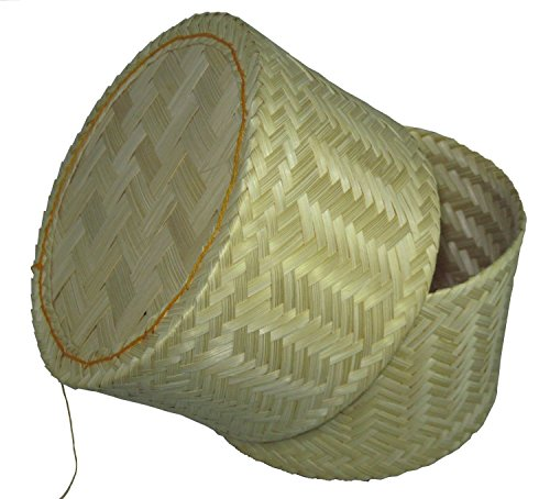 Handmade Pack Basket : Thai sticky rice basket size inches pack of handmade