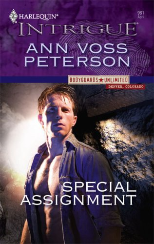 Special Assignment (Harlequin Intrigue Series), ANN PETERSON