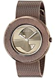 Gucci Women's YA129445 Gucci U -Play Collection Stainless Steel Watch