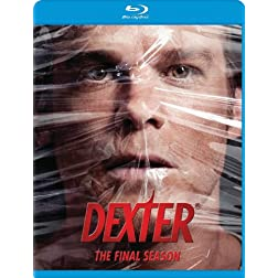 Dexter: The Complete Final Season [Blu-ray]