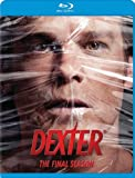 Dexter: The Complete Final Season [Blu-ray] [Import]