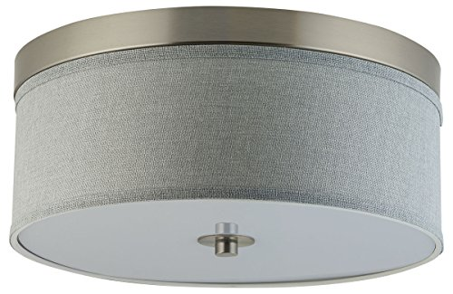linea-di-liara-occhio-15-inch-heather-gray-two-light-ceiling-fixture-brushed-nickel-with-fabric-shad