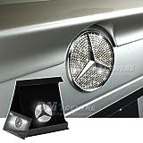 MERCEDES BENZ CRYSTAL REAR EMBLEM E CLASS W211 W212 E250 E300 E350 E500 E550 AMG TRUNK BOOT