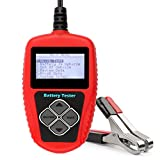 Quicklynks BA101 Battery Tester 100 ~ 2000 Cold Cranking Amps 12V Battery Load Tester Directly Test Battery Status