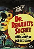 Dr. Renault's Secret DVD (1942) J. Carrol Naish, Shepperd Strudwick