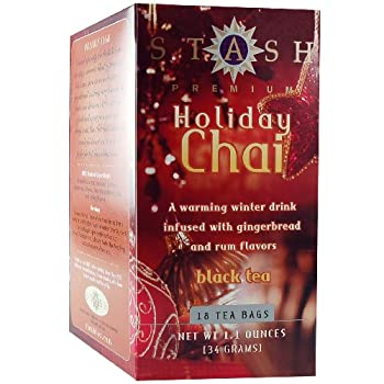 18 ct Holiday Chai Black Tea