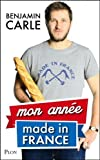 Mon année Made in France...