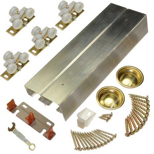 138F Sliding Bypass Door Hardware (72