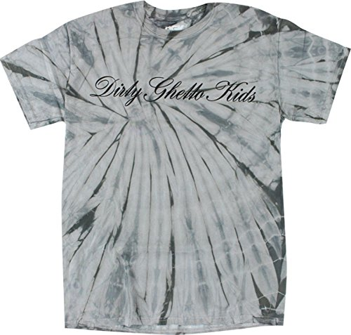 Dgk Script Medium Silver Tie Dye Short Sleeve dgk script medium silver tie dye short sleeve page 3
