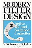 img - for Modern Filter Design (Prentice-Hall series in electrical & computer engineering) book / textbook / text book