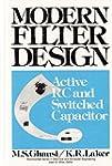 Modern Filter Design (Prentice-Hall s...