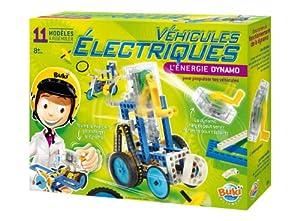 Buki - 7326 - Jeu éducatif - Science et Nature - Véhicules Electriques