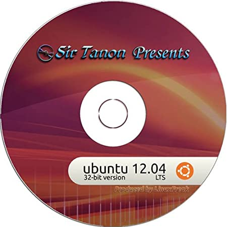 Ubuntu Linux 12.04 [32-bit CD] plus Quick Reference Guide
