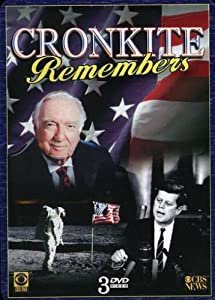Walter Cronkite Remembers - 3 DVD COLLECTOR'S EMBOSSED TIN!