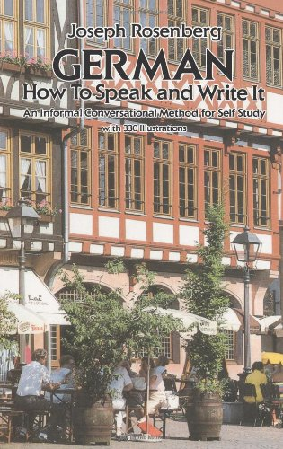 German How to Speak and Write It Dover Dual Language German