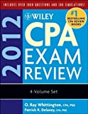 img - for Wiley CPA Exam Review 2012, Financial Accounting and Reporting by O. Ray Whittington (2011-12-06) book / textbook / text book