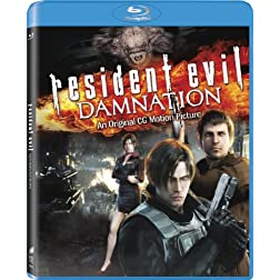 Resident Evil: Damnation (+ UltraViolet Digital Copy) [Blu-ray]