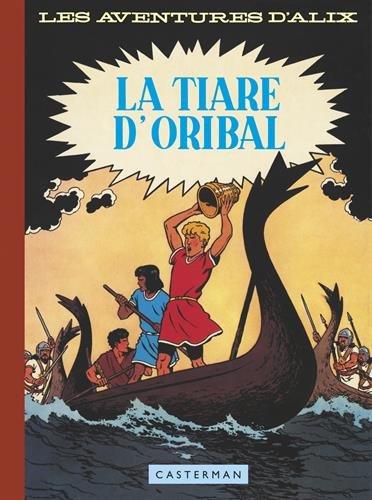 Alix, Tome 4 : La tiare d'Oribal : Fac-similé francais