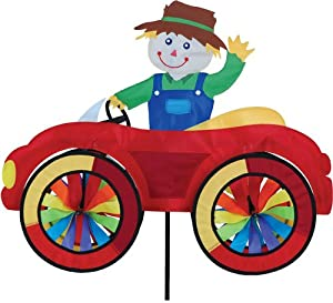 Premier 26762 Car Spinner, Scarecrow, 25 by 20-Inch