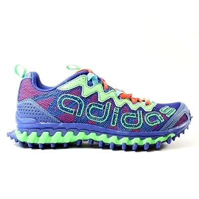 Amazon.com: Adidas Vigor 3 Trail Running Shoe - Cobalt/Pop (Women) - 9