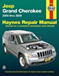 Haynes Jeep Grand Cherokee 2005 thru...