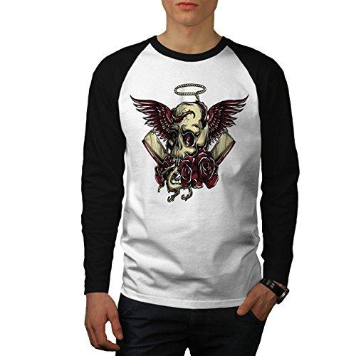 skull-curse-blades-devil-lair-men-new-white-black-sleeves-m-baseball-ls-t-shirt-wellcoda