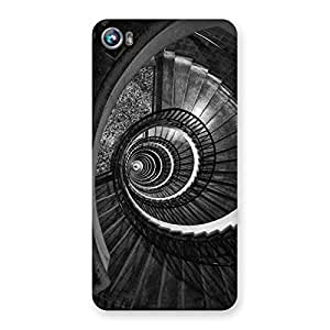 Gorgeous illuisional Back Case Cover for Micromax Canvas Fire 4 A107