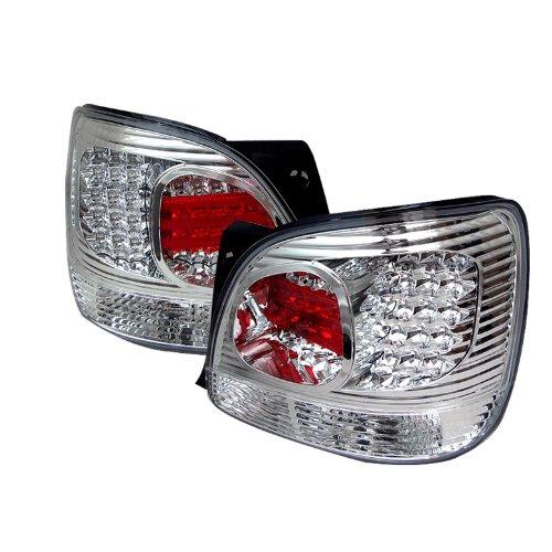 Spyder Lexus Gs 300 / 400 98-05 Led Tail Lights - Chrome