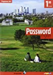 Password English 1re - livre + CD mp3