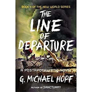 The Line of Departure Audiobook