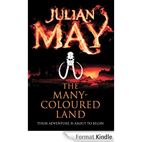 The Many-Coloured Land: Book One in the Saga of the Exiles (English Edition)