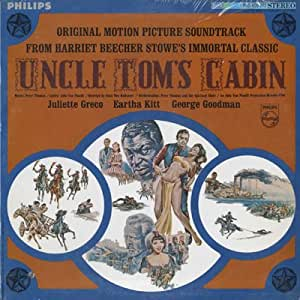 Juliette Greco Eartha Kitt George Goodman Uncle Toms Cabin Original Motion Picture Soundtrack