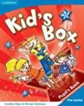 Kid's Box Pre-Junior Pupil's Book Gre...
