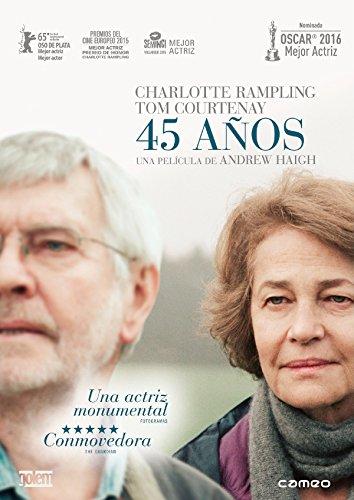 45 años [DVD]