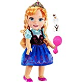 Disney Princess Frozen Anna Toddler Toy Doll