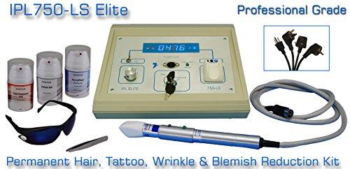 IPL750-LTS E-Light Flux Professional System IPL Laser Hair & Tattoo Removal Machine
