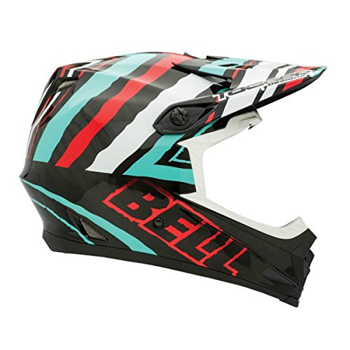 Bell Full 9 Full Face Carbon Emblem Helmet (Tagger Scrub, XS) (Full Face Carbon Helmet compare prices)