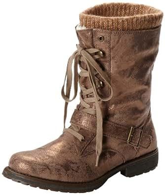 Amazon.com: Roxy Women's Mercer Snow Boot,Light Gold,7.5 M
