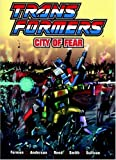 img - for Transformers: City of Fear (Transformers (Titan Books Paperback)) by Richard Cooper (2004-01-01) book / textbook / text book