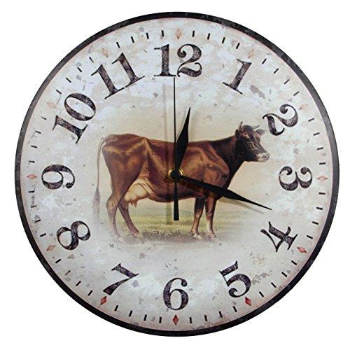 Ohio Wholesale The Cow Clock