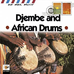 Djembe and african drums