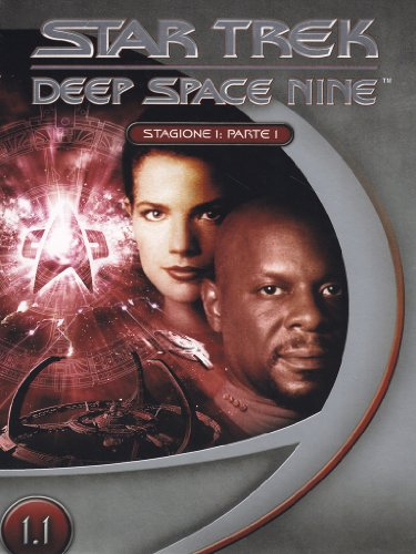 Star Trek - Deep Space Nine Stagione 01 Volume 01 Episodi 01-11 [3 DVDs] [IT Import]