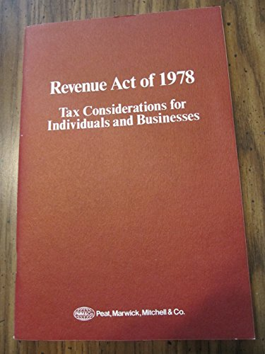 revenue-act-of-1978-by-peat-marwick-mitchell-kpmg