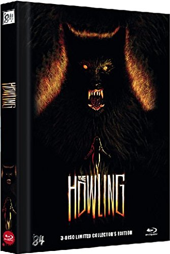 Das Tier 1 - The Howling [Blu-ray] [Limited Collector's Edition]