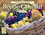 The Old Farmers Almanac 2015 Recipe Calendar