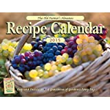 The Old Farmer's Almanac 2015 Recipe Calendar ~ Old Farmer�s Almanac