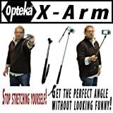 Opteka X-ARM Camera Extender Self Portrait Handheld Monopod (extends up to 37